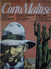 Corto Maltese 1 1985 - Sergio Toppi Chapungo - Bilal / Christin Laurie B [G.142]