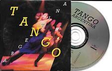 CD CARTONNE CARDSLEEVE COLLECTOR 8T TANGO ARGENTINA PLACIDO DOMINGO/LOS INCAS...