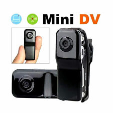 Mini Digital MD80 DV DVR Hidden Thumb Video Recorder Camera Spy Webcam Camcorder