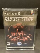 Def Jam: Fight for NY (PlayStation 2, PS2) Electronic Arts RARE- BRAND NEW!