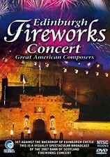 Edinburgh Fireworks 2007 [DVD] Burns Night Hogmanay [NTSC] [DVD][Region 2]