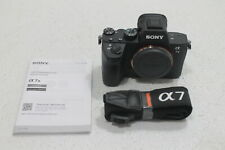 Sony a7 III ILCE7M3/B Full Frame Mirrorless Interchangeable Lens Camera Black