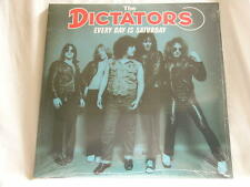 The DICTATORS Every Day Is Saturday SEALED 2 LP Dick Manitoba Andy Shernoff