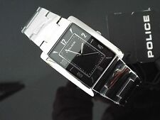 Police Wristwatches with Mineral Crystal