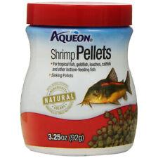 AQUEON - Shrimp Pellets Fish Food - 3.25 oz. (92 g)