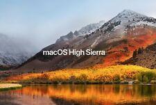 ⏩ Mac OS High Sierra 10.13 - Installer - Instant - Premium Fast Download for USB