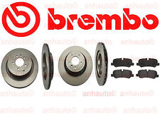 Brembo  Brake Rotors & Rear Pads   Range Rover Sport SUPERCHARGE 06-09