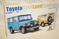 Toyota BJ44 Land Cruiser - 1:24 - ITALERI