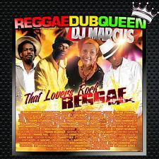 DJ Marcus - That Lovers Rock Reggae Mixtape. Mix CD.
