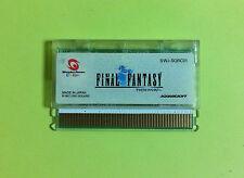 Final Fantasy FF1 WonderSwan Color WS WSC Wonder Swan JAPAN USED