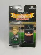 "Corinthian International Ajax Edwin Van Ser Dar Soccer Player Figurine 3"" Tall"