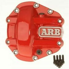 ARB 0750003 Iron Differential Diff Cover (Red) For Dana 44 Axles