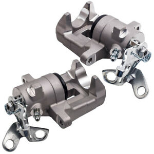 Rear R & L Brake Calipers for Audi A3 8P1 8PA 8P7 38mm 1K0615424J 1K0615423J 2pc