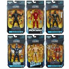 IN HAND Marvel Legends Black Panther Wave 1 Set Of 6 With Okoye Baf Namor