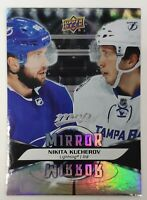 2020-21 Upper Deck MVP Nikita Kucherov Mirror Card