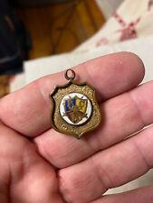 Estate Antique Victorian Masonic FCB Knights Of Pythias Pocket Watch Fob # 2