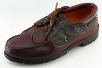 Timberland Pro  Hiking Shoes Brown Leather Men 11 Wide (E, W)