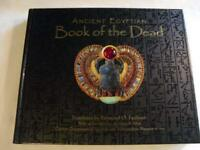 Ancient Egyptian Book Of The Dead - by Faulkner
