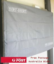 Outdoor tv cover. 55inch  television screens. 127cm x 75cm. Waterproof Cover.