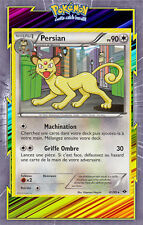 🌈Persian - NB04:Destinées Futures - 81/99 - Carte Pokemon Neuve Française