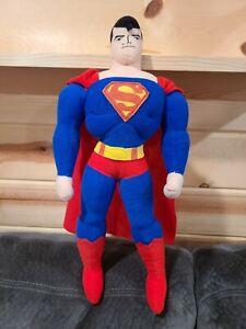 "Justice League Superman DC 16"" Plush Super Hero Cape"
