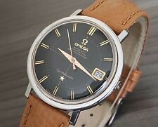 1960s VINTAGE OMEGA CONSTELLATION PIEPAN, S/S 24J AUTOMATIC WATCH ST 168.00/561