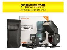 Godox V860II TTL HSS 2.4G Li-ion Battery LED Camera Flash Speedlite