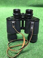 Vintage Crown Coated Optics 7x50 Field Binoculars Fast Free Shipping.