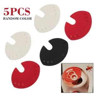 5Pcs Beverage Can Lid Cap Soda Beverage Drink Snaps Tops Cover Practical Tool l