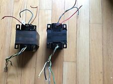 2X K70272 TUBE AMP OUTPUT TRANSFORMERS AS USED IN CONN AMPLIFIER,