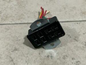 Cinch Jones S308-AB S3308-AB   Beau / Molex 38330-0508 8 Pin Female Socket PULL
