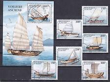 Benin 1999 - Block + Set - Schepen / Ships / Schiffe