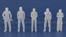 Planet of the Apes 7 Figure Set - Zira Cornelius Zaius Urko Taylor Nova Army APE