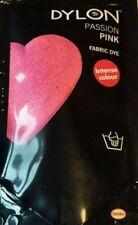 Dylon Passion Pink 50g Fabric Dye