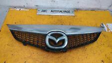 MAZDA 6 MK1 FRONT BUMPER GRILL CHROME 2005-2008