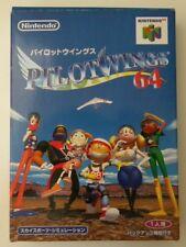 PILOTWINGS 64 NINTENDO 64 JAP NTSC COME NUOVO OTTIMO