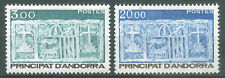 timbres neufs Andorre YT 335 - 336**