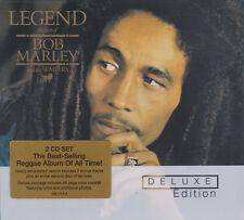 2 CD Set / Legend (Deluxe Edition) von Bob Marley (2002) /