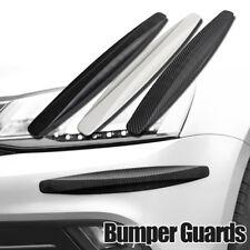 2Pcs Bumper Corner Protector Guard Car Door Edge Anti Scratch Lip Trim Sticker