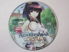 Record of Agarest War Zero Soundtrack OST CD Anime Video Game Ansys