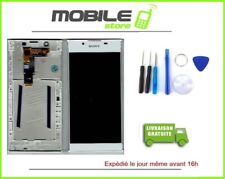 Vitre Tactile + Ecran LCD + Chassis Pour Sony L1  G3311 G3312 G3313 Blanc+Outils