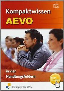 Kompaktwissen AEVO - in vier Handlungsfeldern. Lehr-/Fac... | Buch | Zustand gut