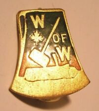 Lapel Pin gift W of W Vintage
