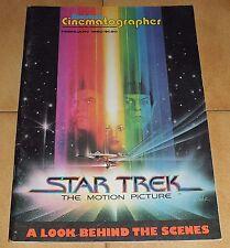 Revue - American Cinematographer Volume 61 Numero 2 (1980 Star Trek)
