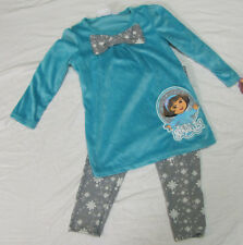 TODDLER 24 MONTH DORA THE EXPLORER SPARKLES GIRL NICKELODEON DRESS PANTS YOUTH!!
