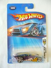 Hot Wheels 2004 First Editions 86/100 Brutalistic Purple 086 Diecast New