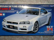 Tamiya 1/24 Nissan Skyline GTR V-specII (R34) Model Car Kit #24258