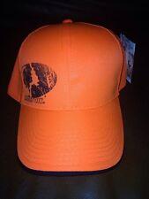 Mossy Oak Mens Orange Hunting Hat Brand New