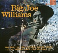 Big Joe Williams - Baby Please Don't Go [CD]