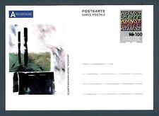 LIECHTENSTEIN - Cart. Post. - 1993 - 100 SU 90 - Momento dell'arte. E. Kaufmann